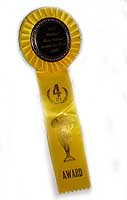 Rose Festival Art Award Ribbon