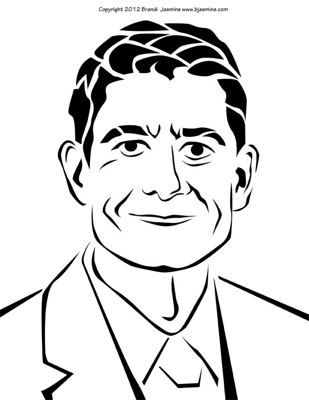 Paul Ryan Pumpkin Carving Pattern