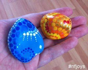 #nfjoys - Niagara Falls Joy Stones by Brandi Jasmine