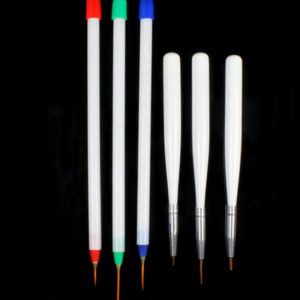 Fine Line Paint Brushes