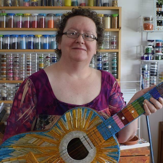 Brandi with Guitar