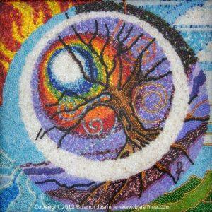 Embeadery: Eye Of Solstice by Brandi Jasmine