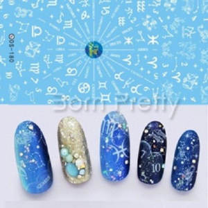 Zodiac WaterSlip Decals