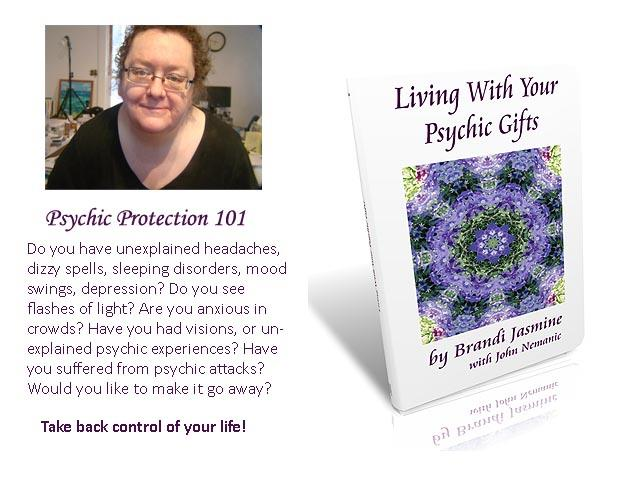 Living With Your Psychic Gifts Lecture Workshop Seminar